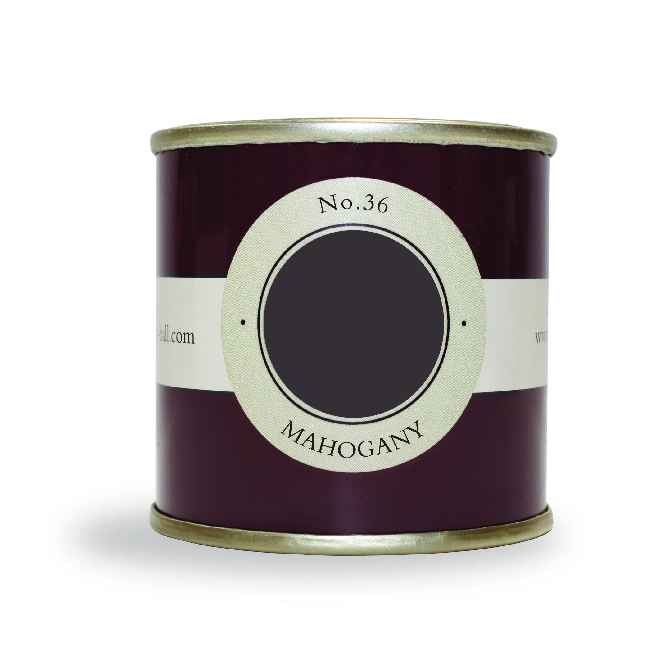 Best Farrow Ball S Mahogany Is An Invitingly Rich Brown Which 400 x 300