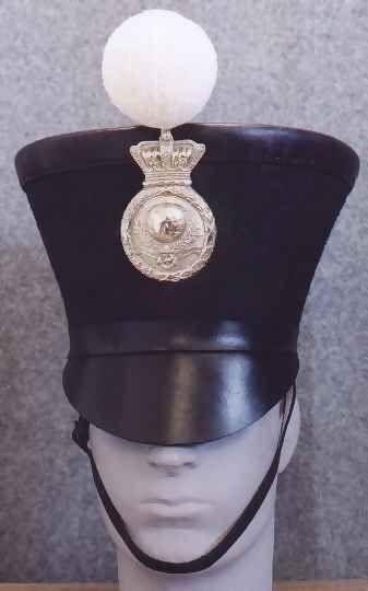 Royal Marines Uniform Shako 1840 1855