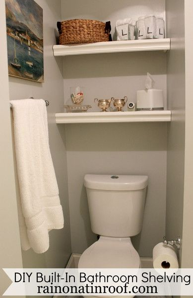 Small Bathroom Chic Space Saving Solutions Gray Bathroom Decor