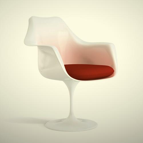 Tulip Chair 1958 Eero Saarinen Knoll Designed In 1958 Tulip