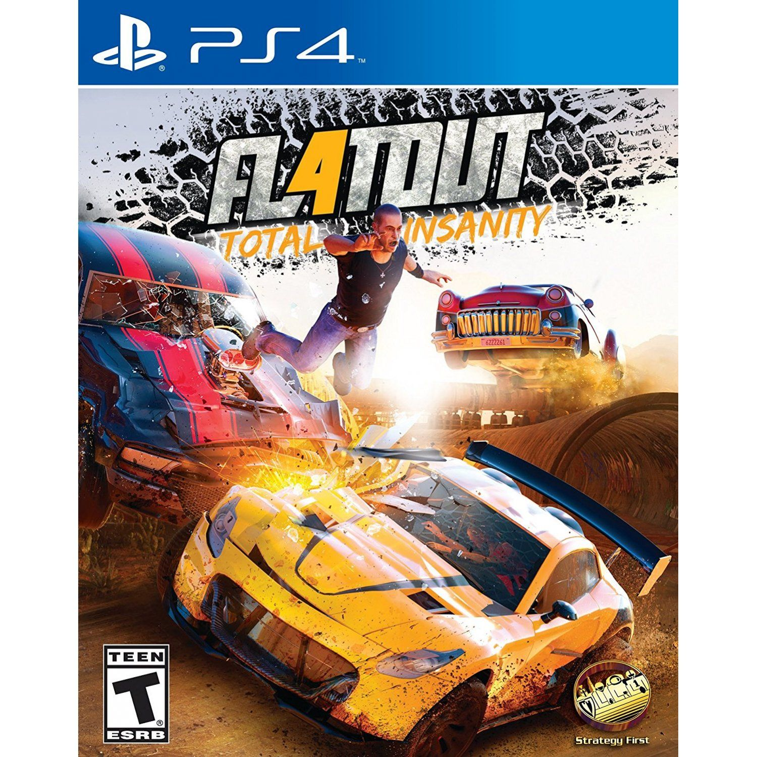 FlatOut 4 Total Insanity Xbox one, Playstation, Latest