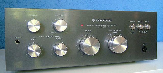 Trio Ka1500 Vintage Electronics Hifi Audio