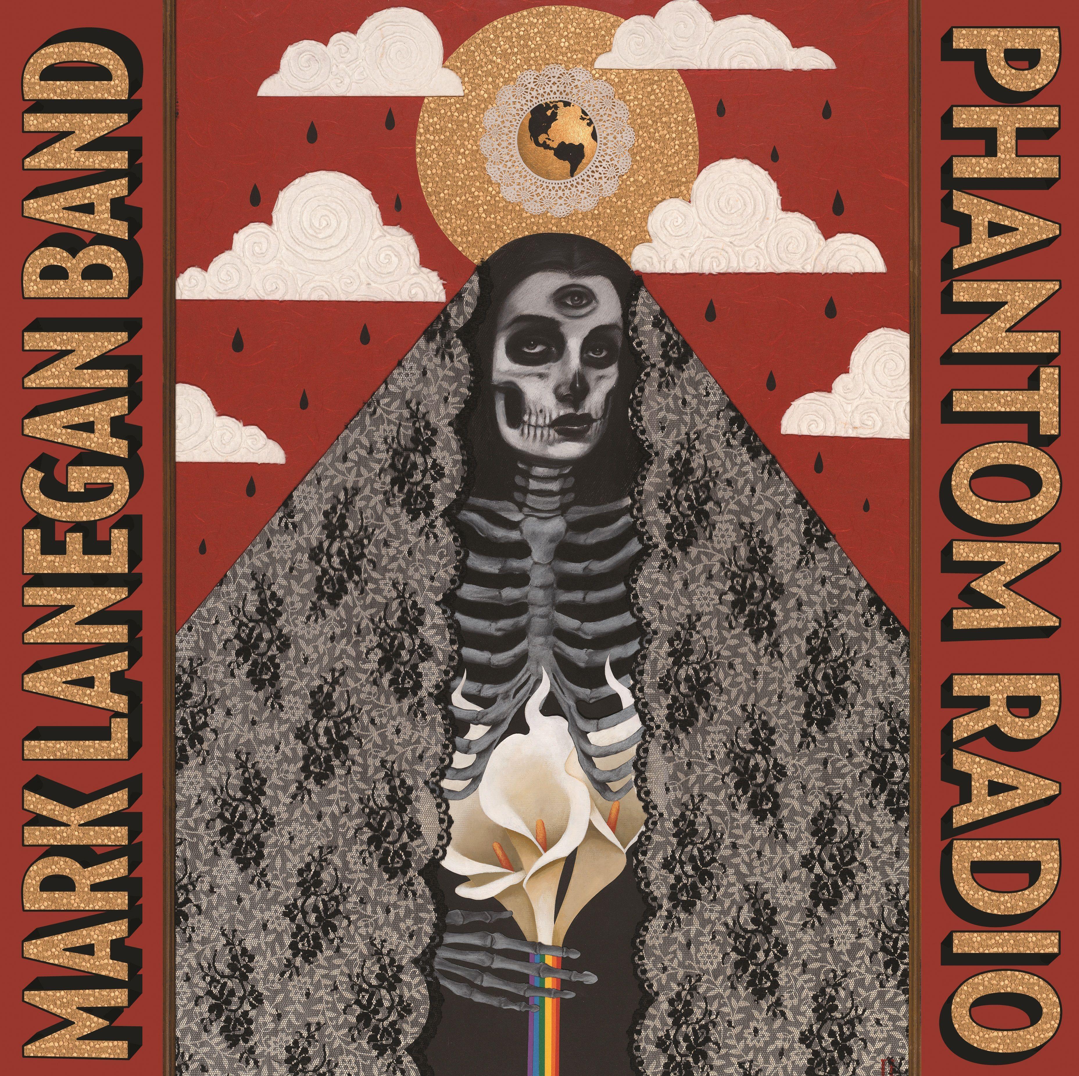 Phantom Radio White Vinyl Mark Lanegan Records Lps Rock Artists