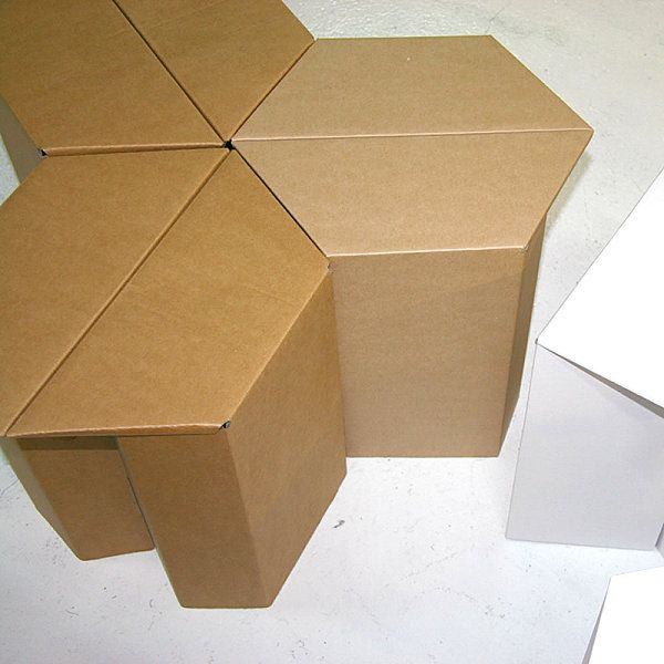Creative Cardboard Furniture Ideas Cardboard Furniture Diy