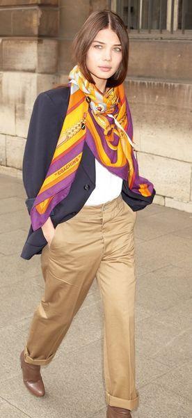 75 Gramm Seide und unzählige Möglichkeiten  Hermès   Style   Pinterest 6aeb0325b69