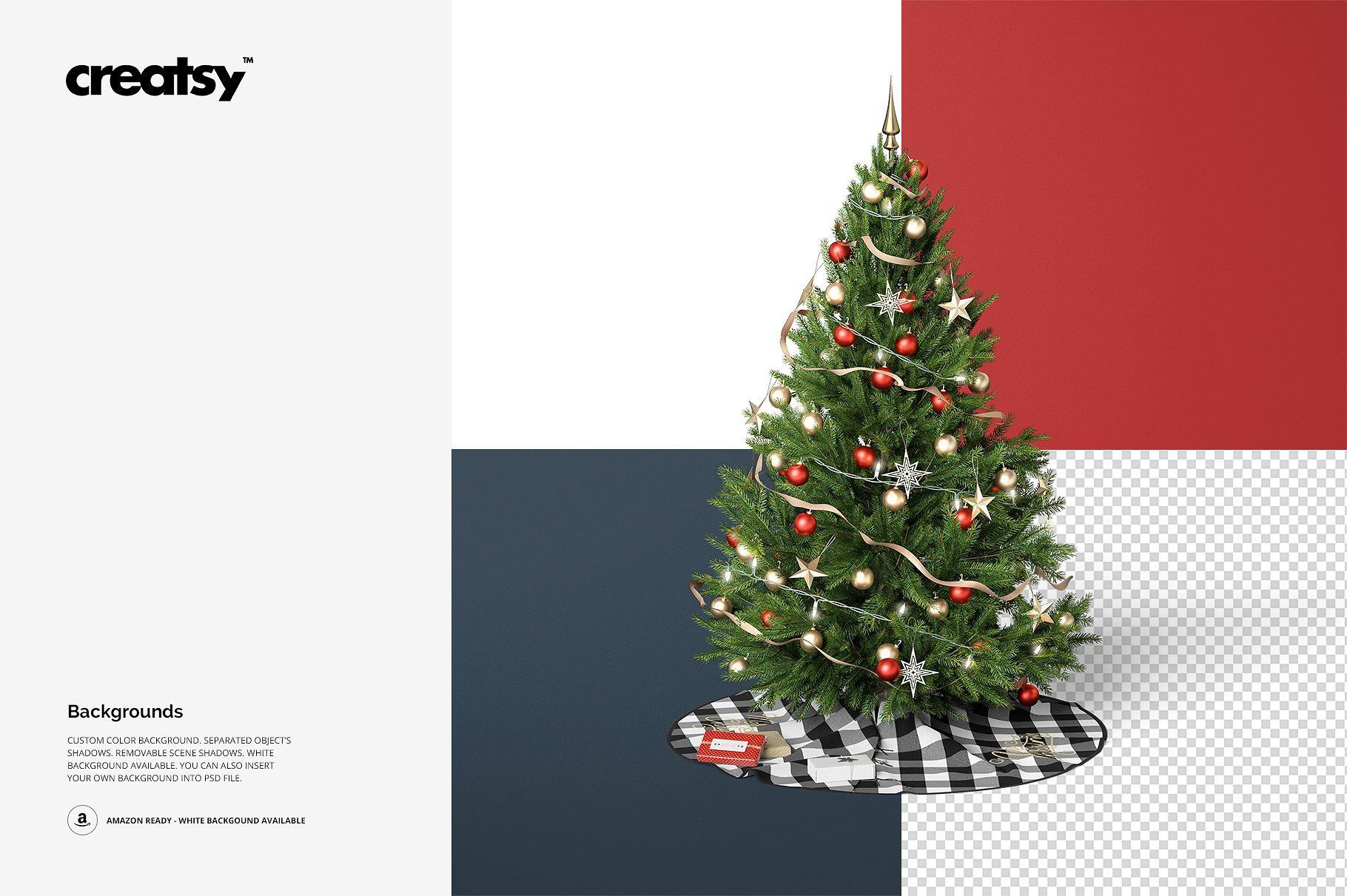 Christmas Tree Skirt Mockup Set Xmas Tree Skirts Christmas Tree Skirt Christmas Tree