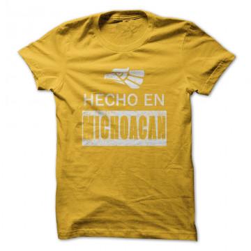 Hecho En Michoacan T-shirts Sweatshirts Hoodie For Men