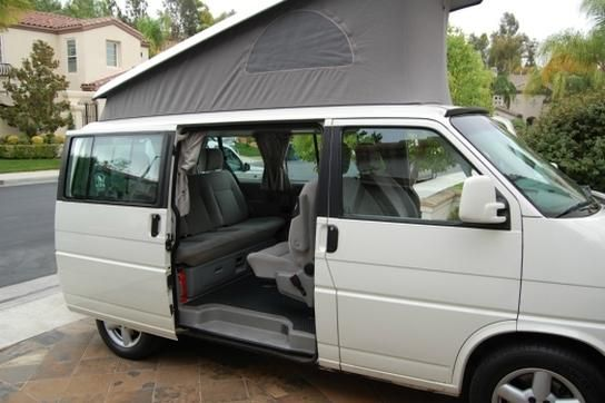 Cars For Sale 2003 Volkswagen Eurovan Camper In Tustin CA 92782 Van Details