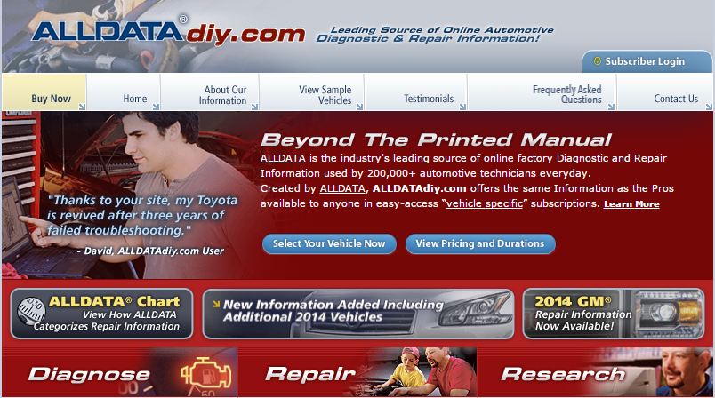 Your Mechanic Promo Code >> Alldata Repair Promo Code Alldatadiy Coupon 2019 Alldatadiy