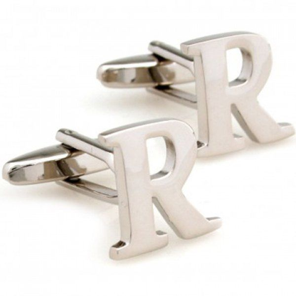 Pair of Stylish Letter R Shape Alloy Cufflinks For Men can be shopped from   RoseWholeSale. Pair of Stylish Letter R Shape Alloy Cufflinks For Men can be