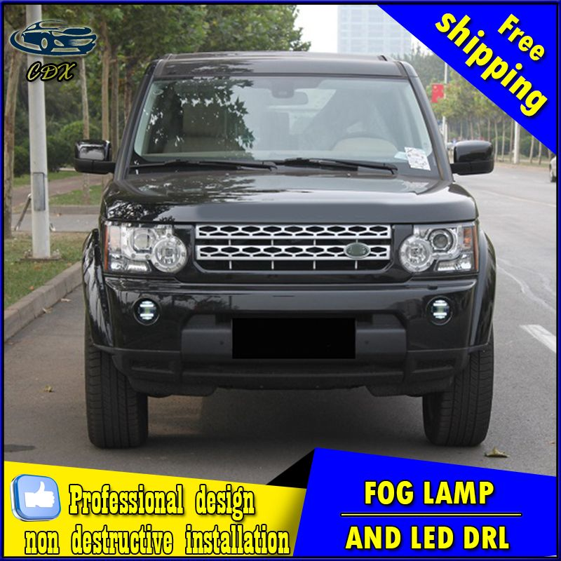 Car-styling LED fog light for Land Rover Discovery LED Fog lamp with ...