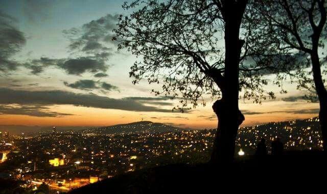 Sarajevo by night ♡