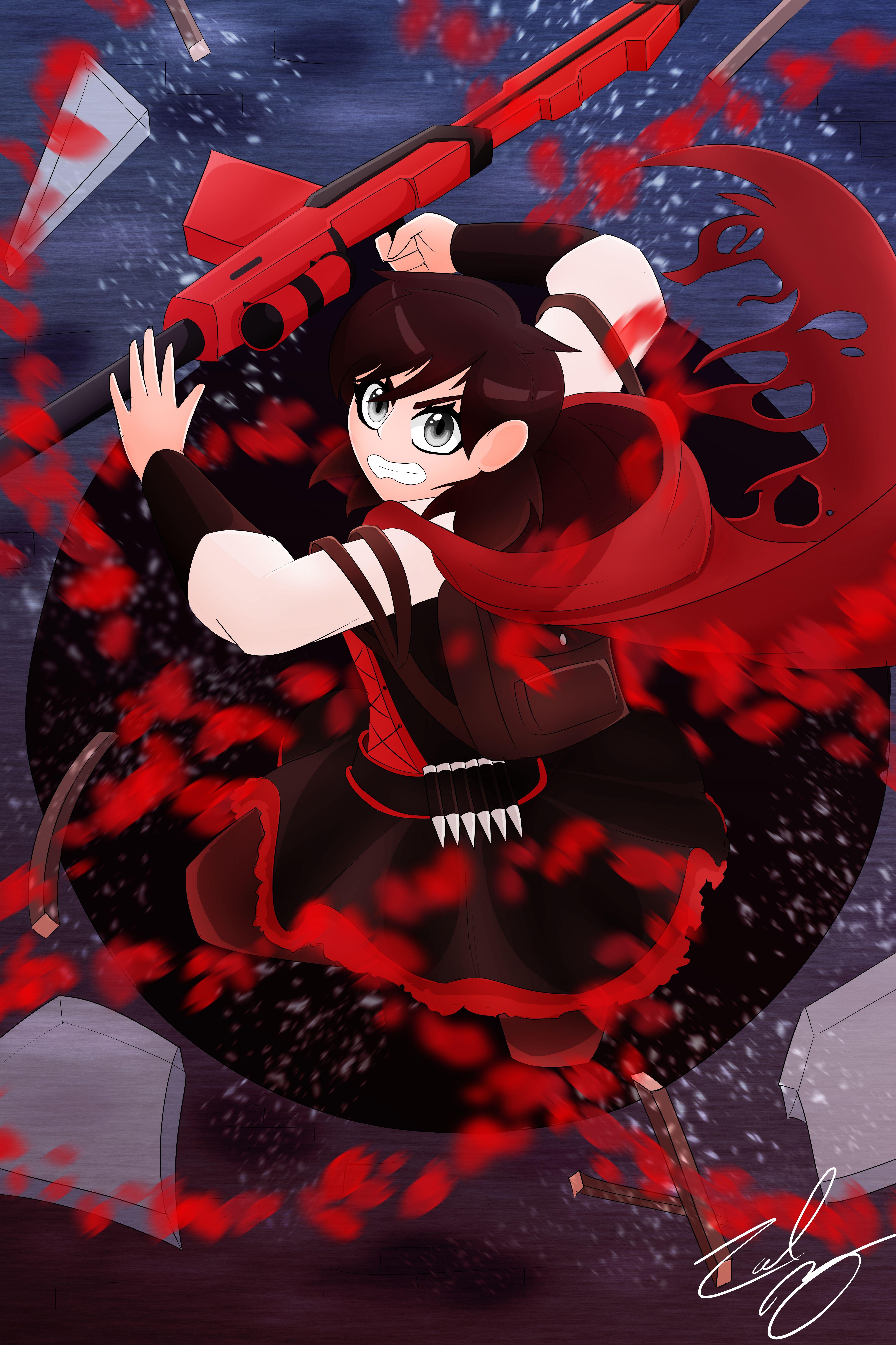 Pin by JY Choo on RWBY Ruby | Anime, Rwby, Rwby anime