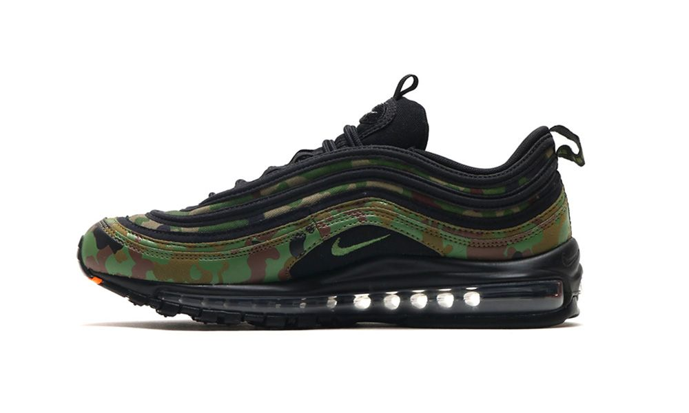 Nike Air Max 97 Gold Medal First Look Info Nike Air Max Nike Air Max 97 Nike