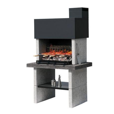 Le Barbecue Fixe Toronto Crystal Est Un Barbecue Du0027extérieur Robuste.  Retrouvez Tous Les