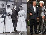 Pensioners marry again 58 YEARS after the first time - with the same rings they bought at 17 - http://celeboftea.com/pensioners-marry-again-58-years-after-the-first-time-with-the-same-rings-they-bought-at-17/
