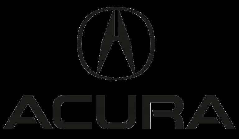 Le Logo De Acura Logo Voiture Voiture