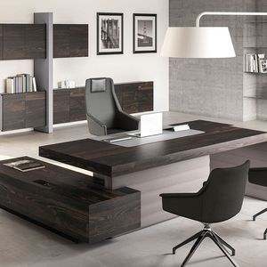 Jera executive office desk - Las Mobili #modernlightingdesign
