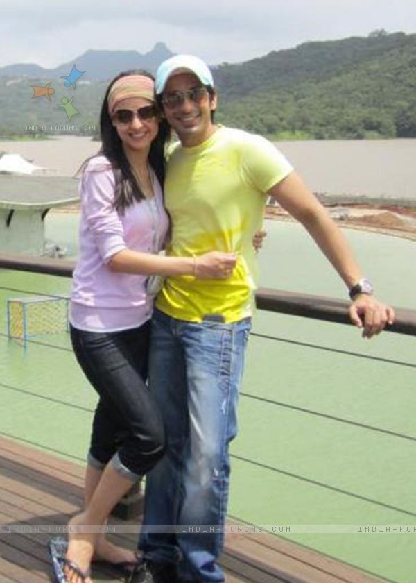 Mohit sehgal dating sanaya irani