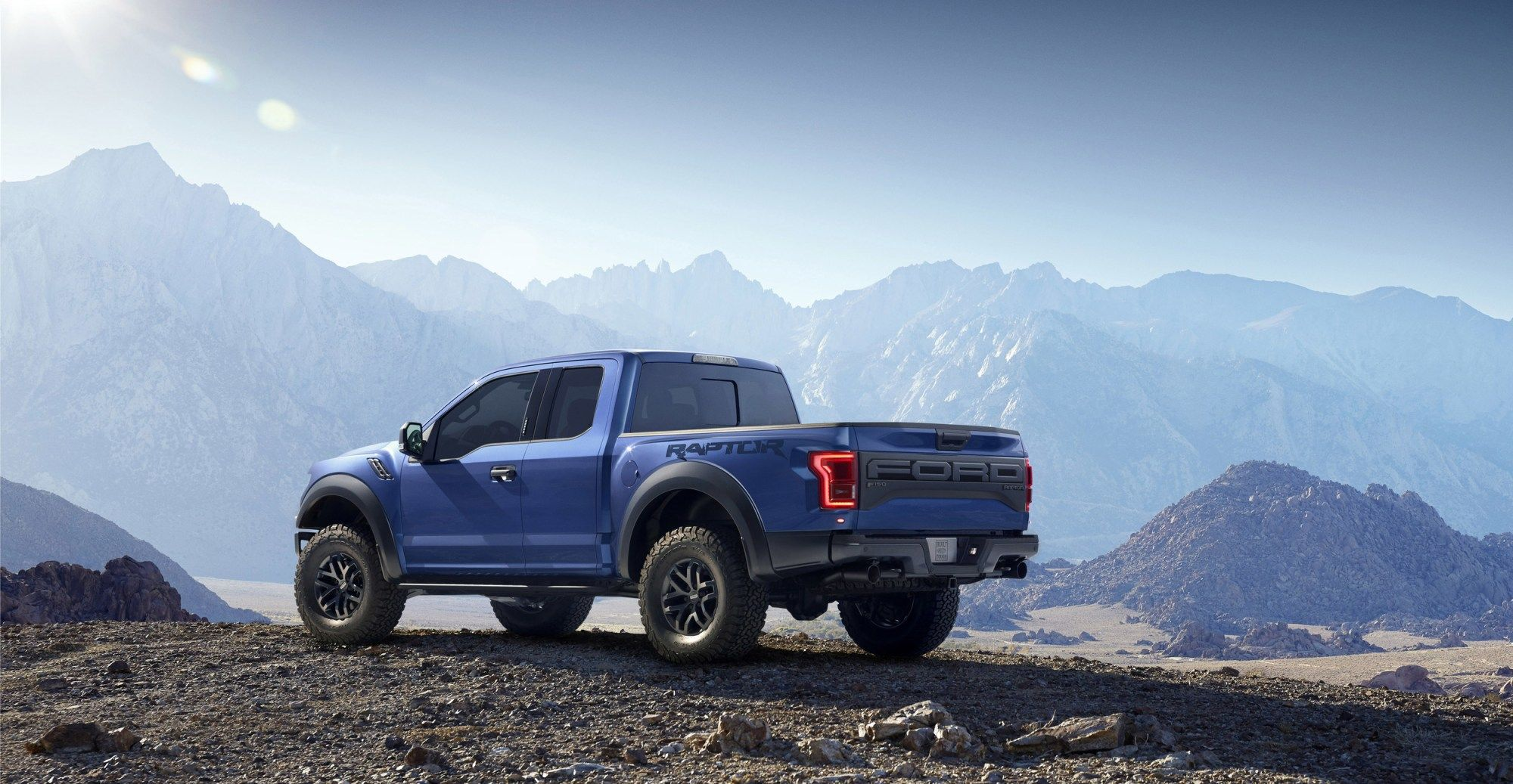 Ford Americas Truck Leader Today Introduced The All New Raptor Ultimate High Performance Off Road Pickup In Companys Lineup