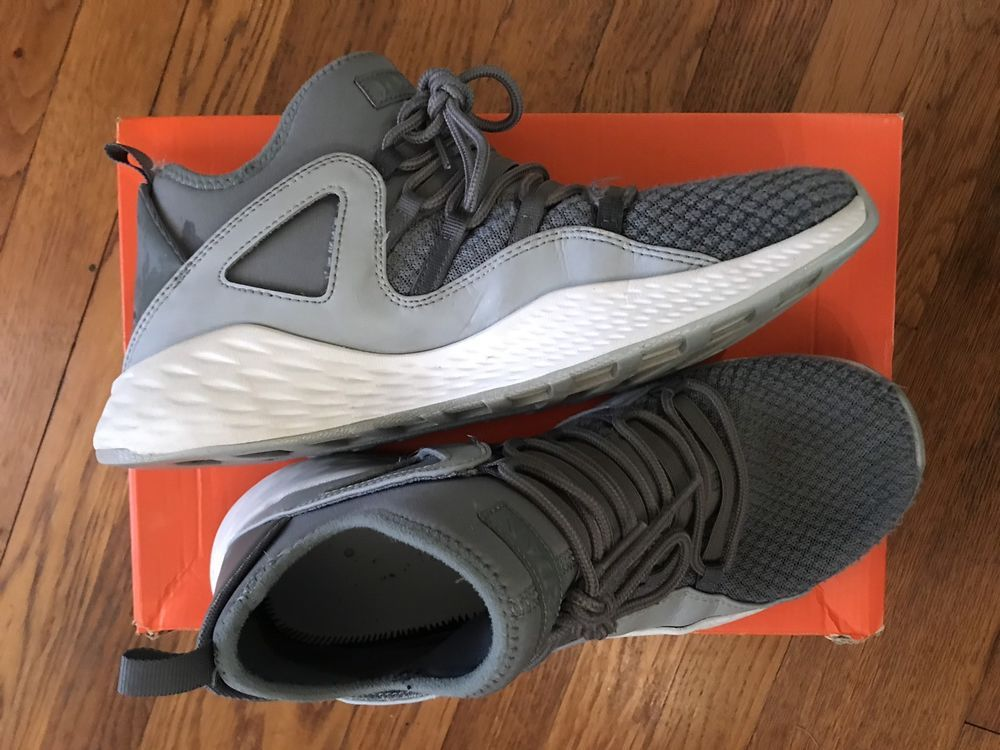 ce1b0bf6417 Nike Air Jordan Formula 23 Basketball Shoes Gray 881465-003 Men s Used Size  10  fashion  clothing  shoes  accessories  mensshoes  athleticshoes (ebay  link)