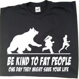 Be #kind to #fat people