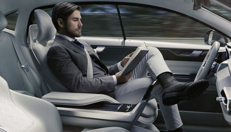 I dont like thinking about the future too much it makes me nervous volvo cars and ericsson developing intelligent media streaming for self driving cars solutioingenieria Gallery