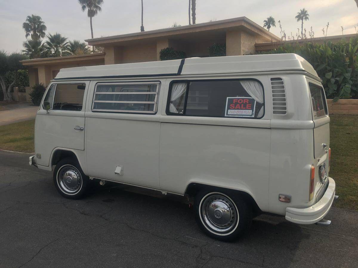 1973 Restoration Palm Desert Ca Vw Van Vw Bus Camper Campers For Sale