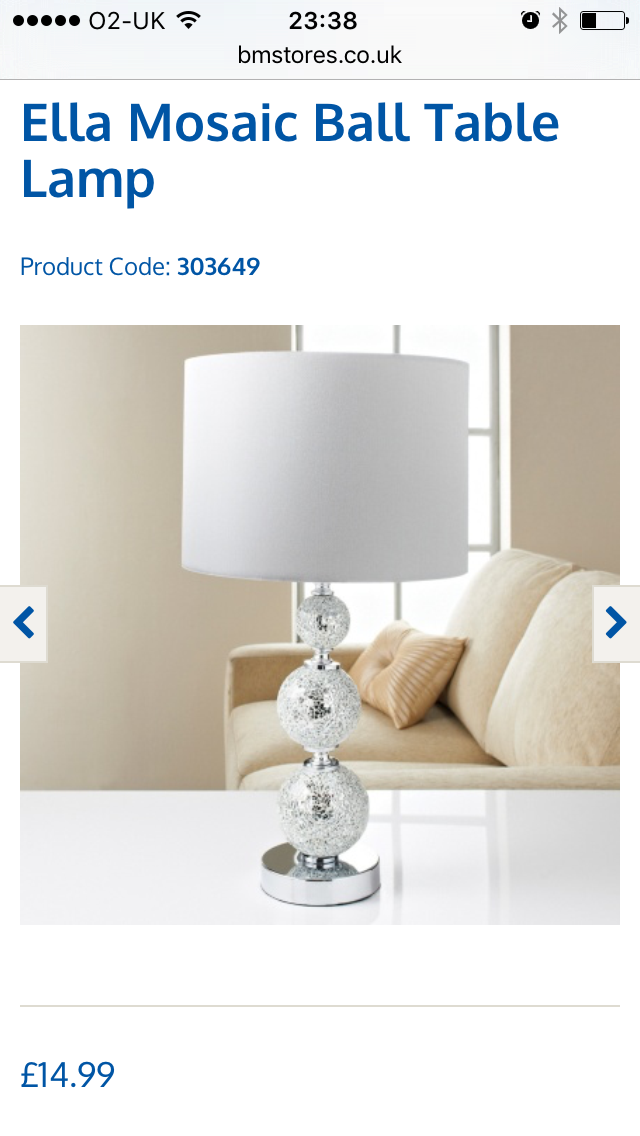 Pin By Caitlyn On Things For My Home Table Lamp Table Lamp Shades Stylish Table Lamps