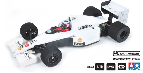 RC McLaren MP4 6 F104W