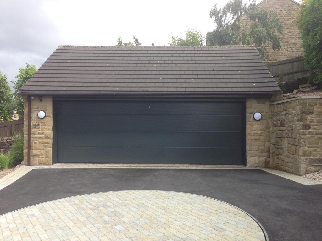 Hormann spu f42 sectional garage door by abi garage pinterest garage door installation rubansaba