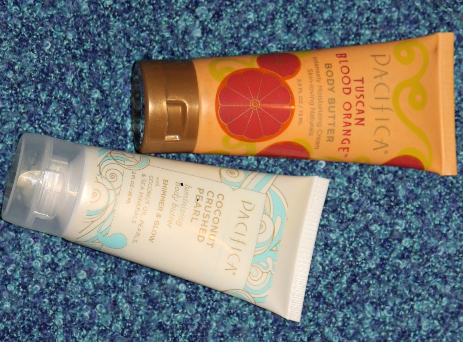 Lost and Loving Life Review Pacifica Body Butter