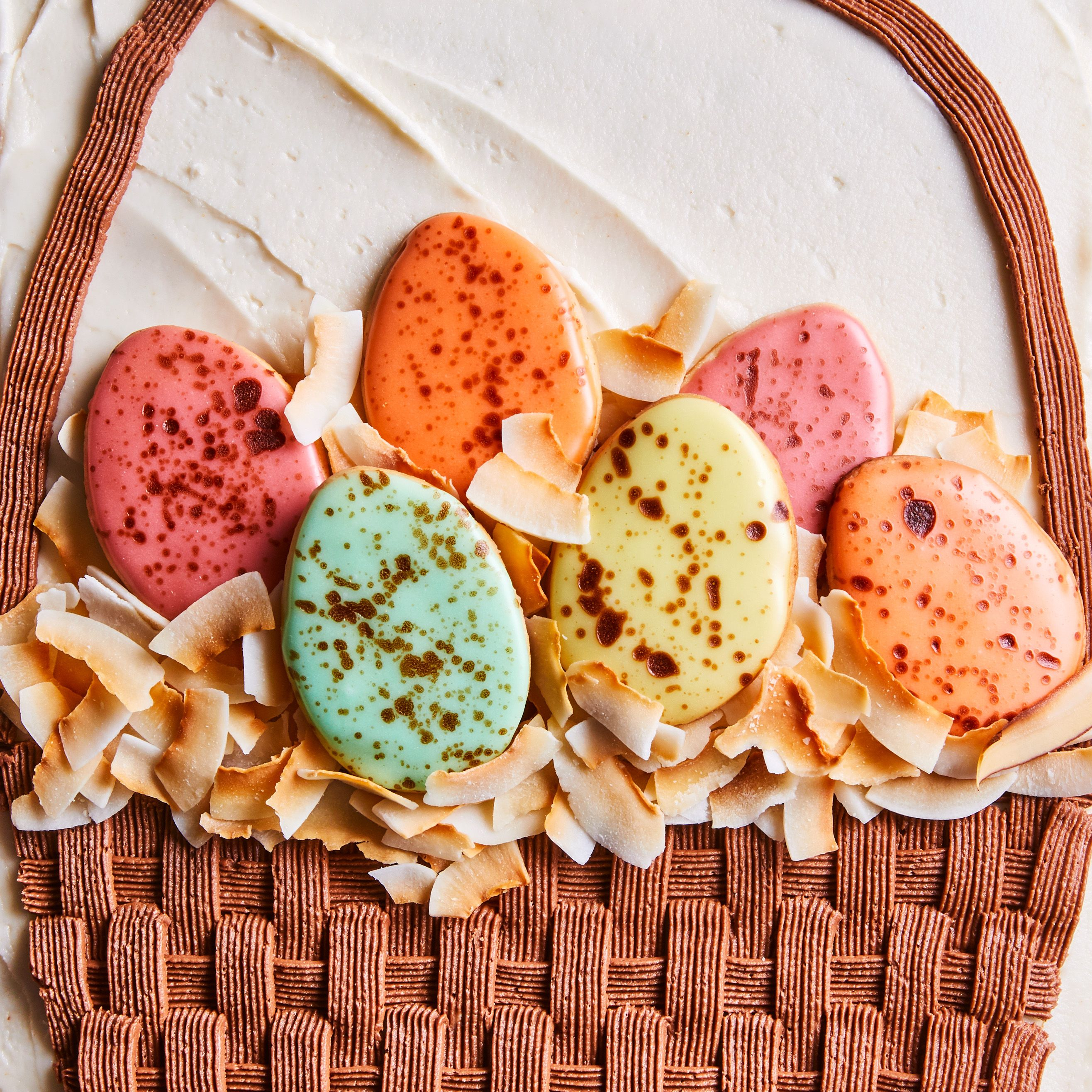 Speckled Egg Sugar Cookies | Recipe (With images) | Easter ...