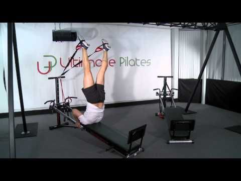 20mins total gym / pilates reformer trapeze workout 5 by