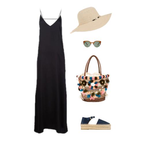 Summer essentials boho