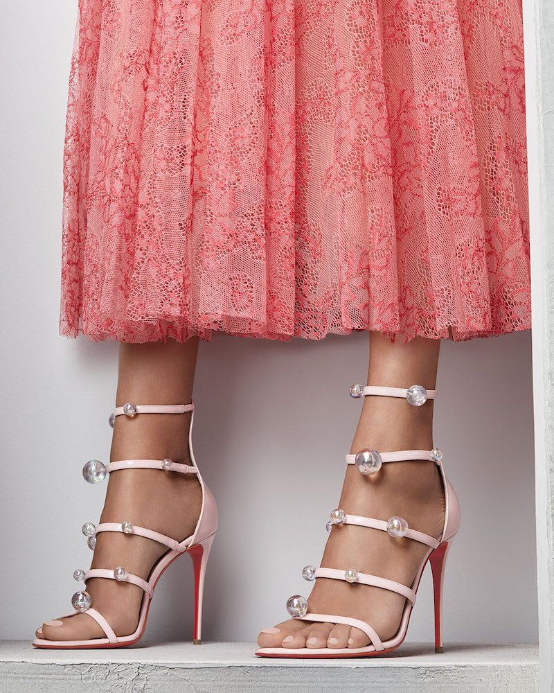 Louboutin Pumps For Weddings In Spring Summer Christian
