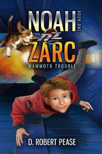 Young Noah travels through time, saving animals from extinction. But now his dad's stuck in the Ice Age, his mom has been dragged off to Mars, and Noah must stop an evil villain dedicated to destroying all life on Earth! ($0.99)