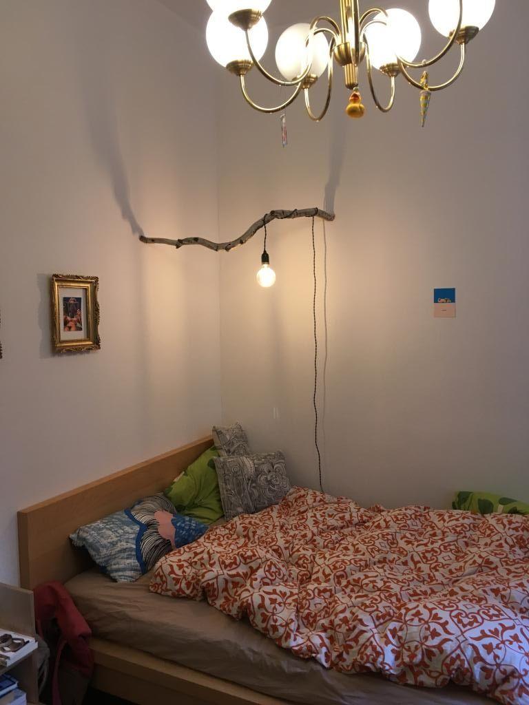 schlichte diylampe fürs wgzimmer diy lampe wgzimmer