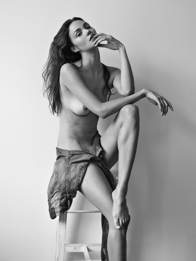 Ollie kram by lukas dvorak mq photo shoot nudes (53 photos), Topless Celebrity pic
