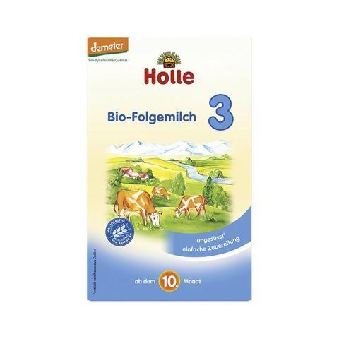 Holle Cow Milk Stage 3 Organic Organic Formula Baby Food Recipes Organic Baby