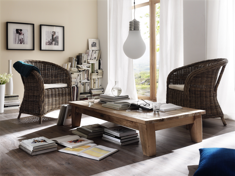 Superieur White Mahogany Furniture   Hand Made Kubu Rattan Chairs : Bonsun Armchair  With Cushion U0026 Indoor Coffee Table Www.novasolo.com