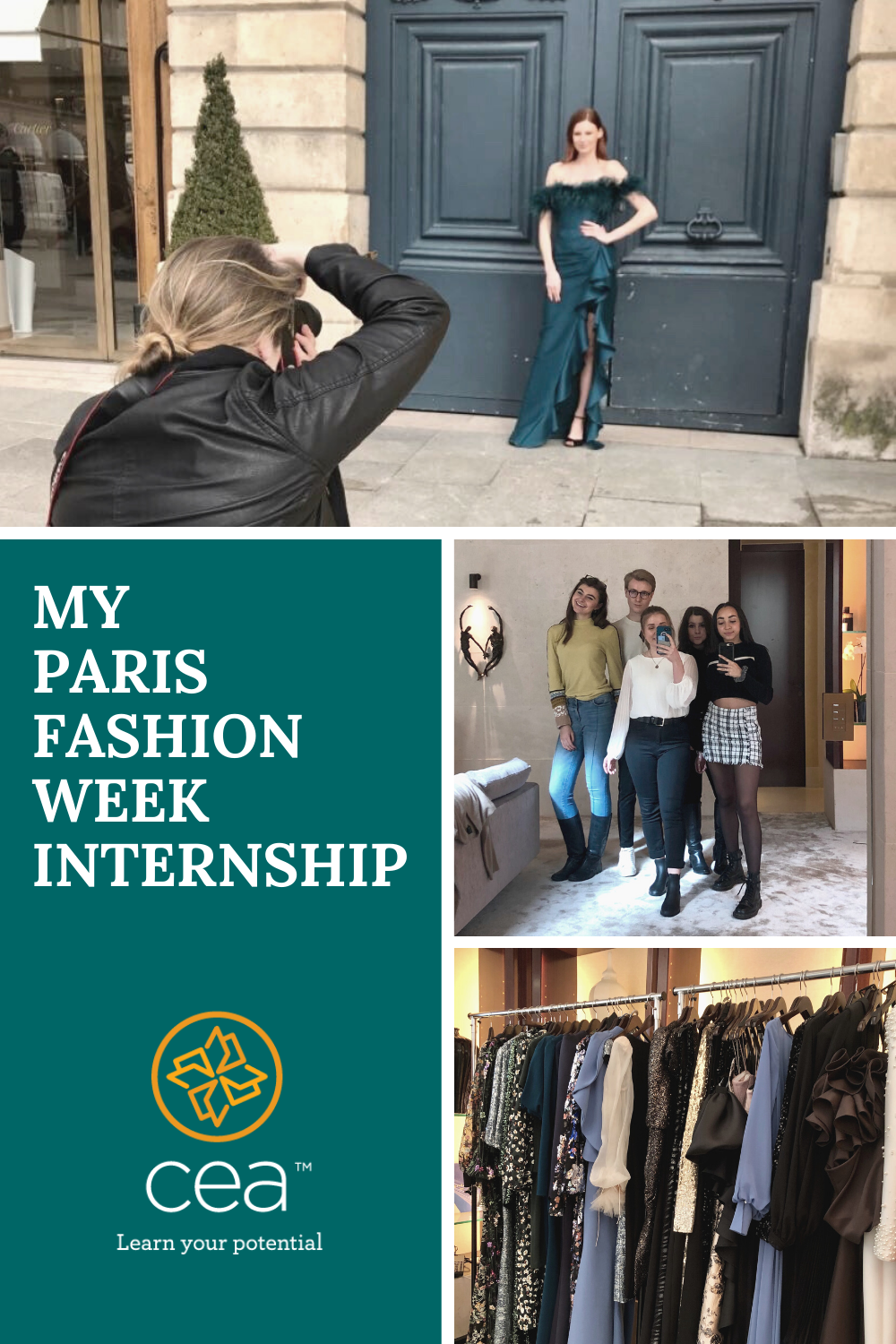 My Internship Abroad Paris Fashion Week In 2020 Internships Abroad Paris Fashion Week Interning Abroad