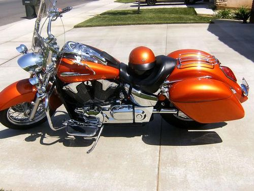 2005 Honda VTX 1300 Retro by HaloAnt | Cars | Motorcycle
