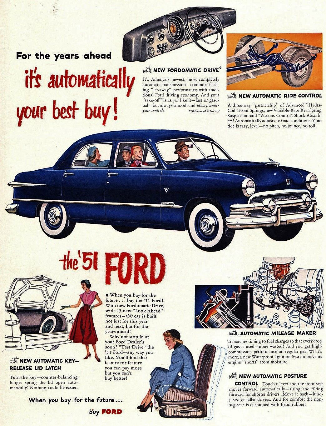 Pin by billie byerly on old ads Ford classic cars