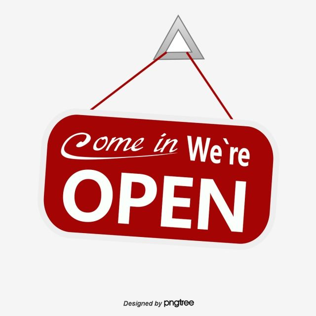 Shop Signs Open In Business The Opening Png Transparent Clipart Image And Psd File For Free Download Shop Signs How To Plan Open Signs