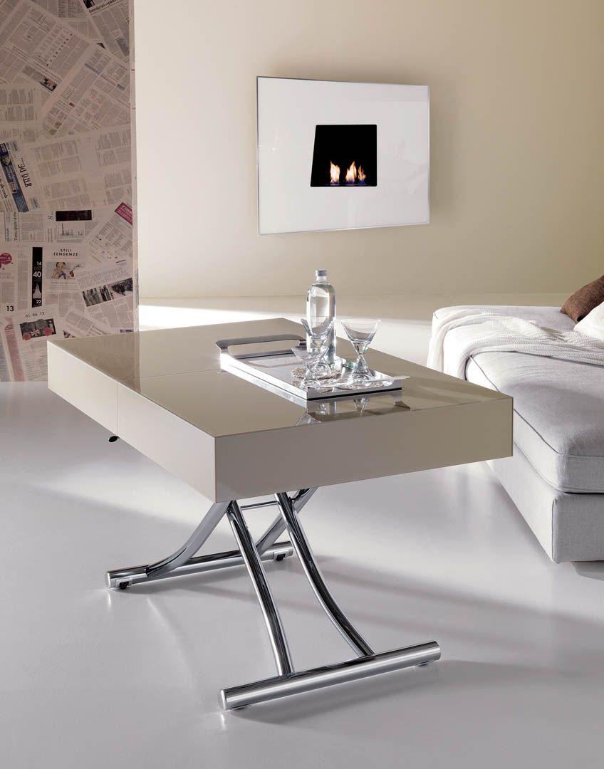 Ozzio produce tavoli trasformabili e allungabili, sedie moderne ...
