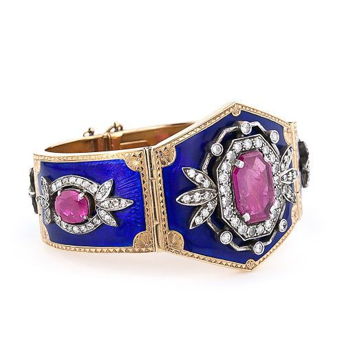 I could not possibly give this cuff a bigger yes. http://www.langantiques.com/products/item/40-1-757