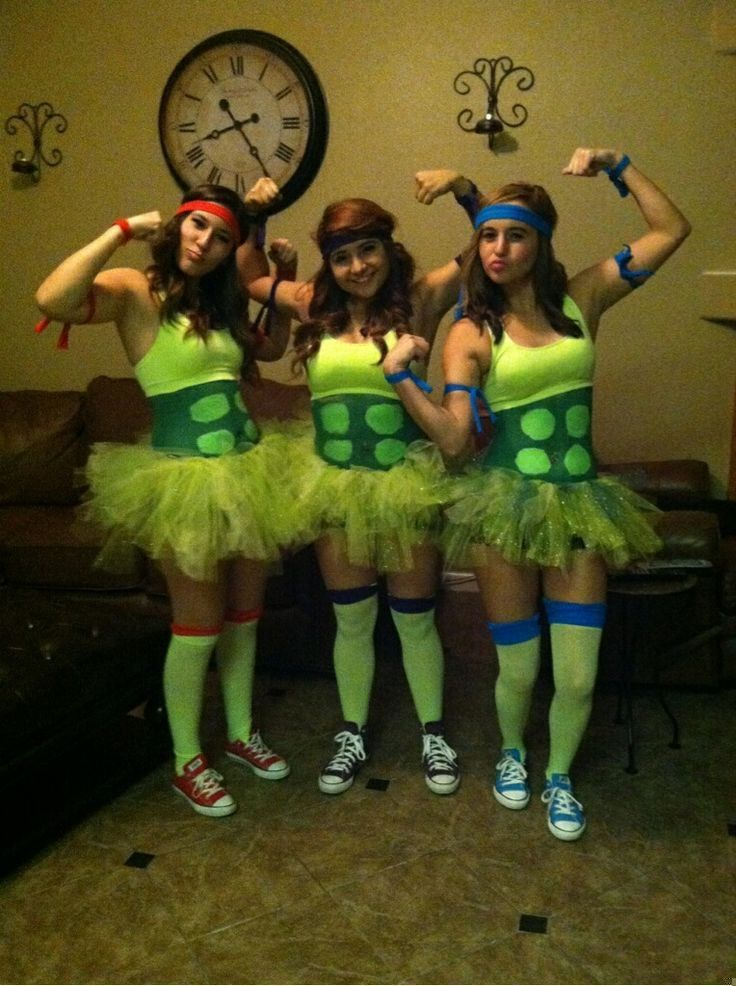 Ninja turtles costumes tmnt cosplay bigdiyideas turtle ninja turtles costumes tmnt cosplay big diy ideas solutioingenieria Image collections