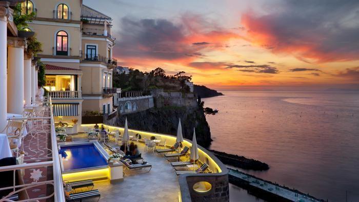 In Italia alberghi e b&b da favola