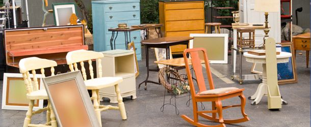 La S Best Spots For Stylish Used Furniture Cbs Los Angeles